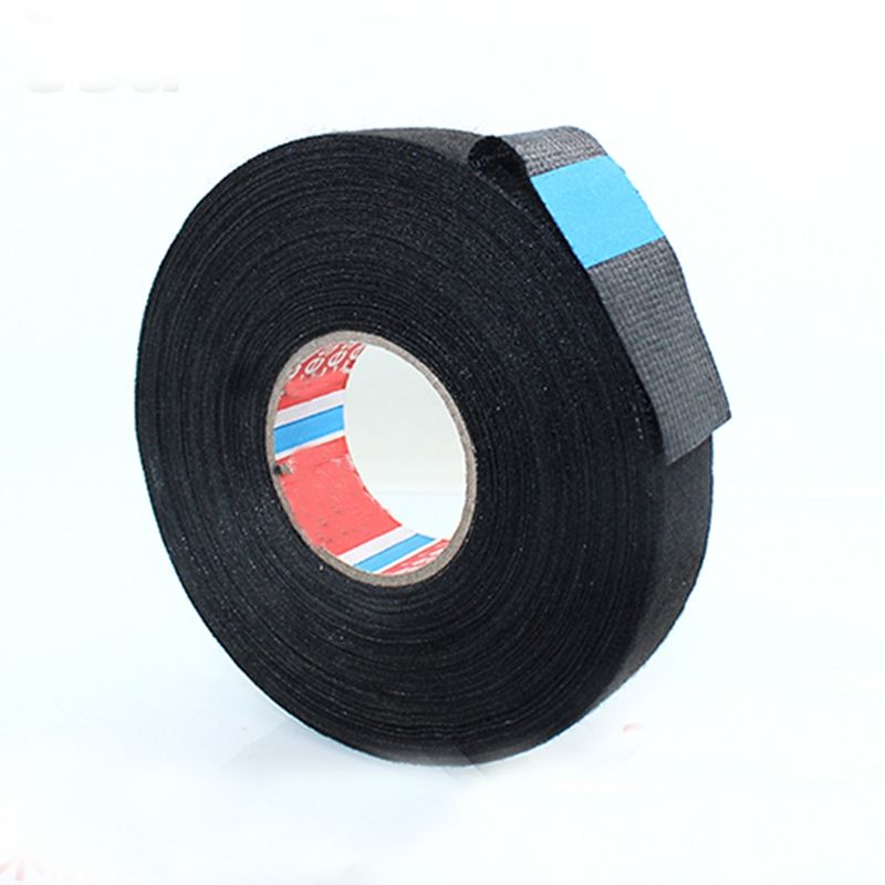 wiring loom harness adhesive cloth fabric tape 19mm 25m classic car rh pinterest com Ignition Wire Looms Hot Rod Wire Looms for Doors
