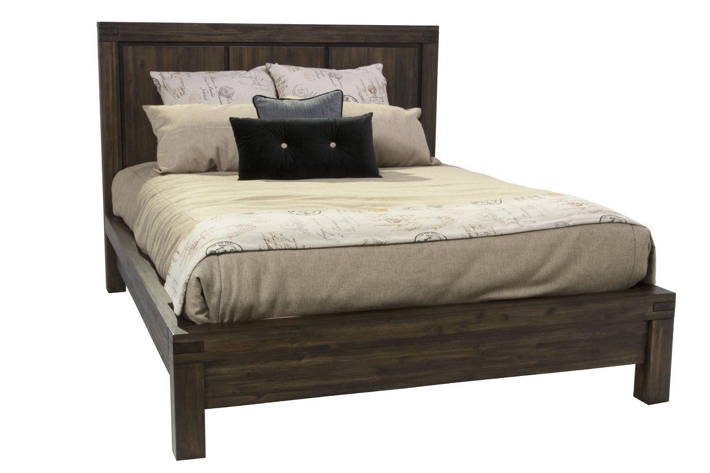 Meadow Cal King Platform Bed - Beds - Bedroom | Mor ...