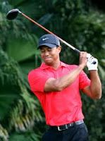 Tiger Woods withdraws from tournament with left leg injury