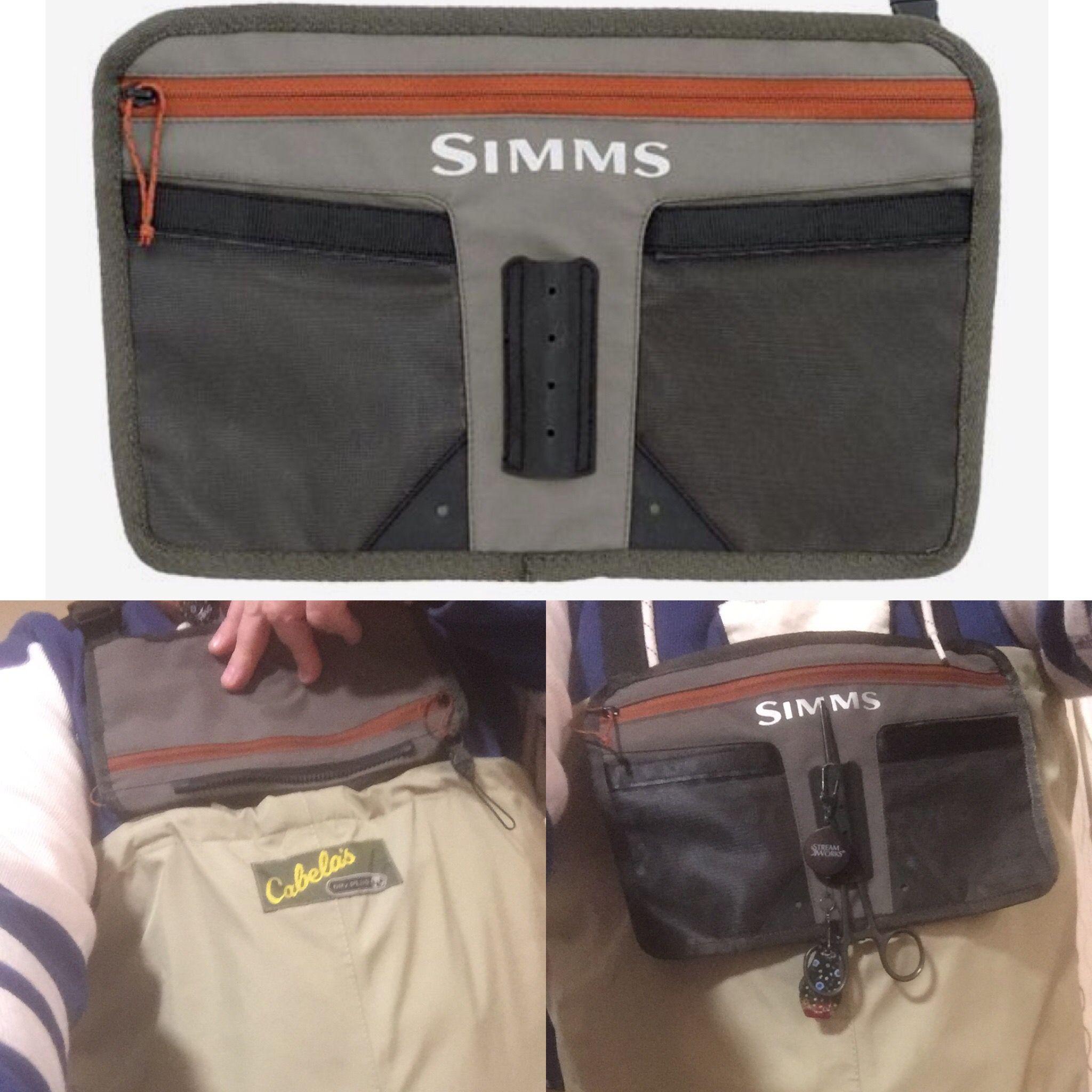 Cabela/'s Fly-Tying Travel Bag