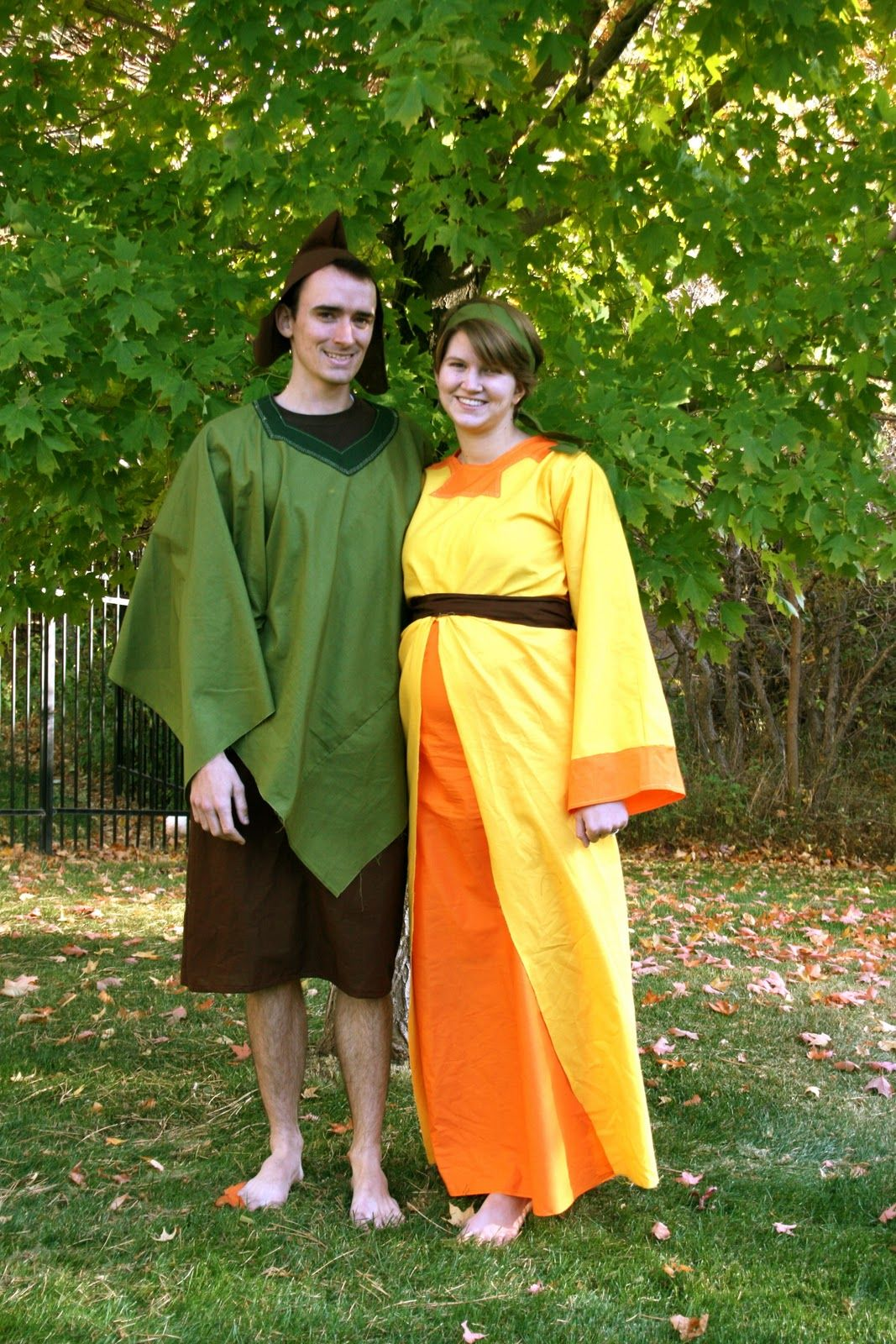 Emperor's New Groove Halloween costumes | Crafts I've Made ...