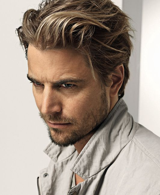 Pin by IN/grid on men\'s style 2 | Medium hair styles ...