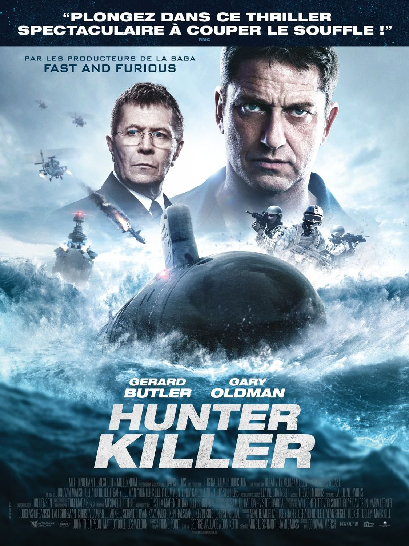 Hunter Killer Film Stream