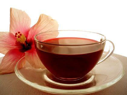 How To Make Tea From Hibiscus Flowers Hoa Ram Bụt Giấm Mojito