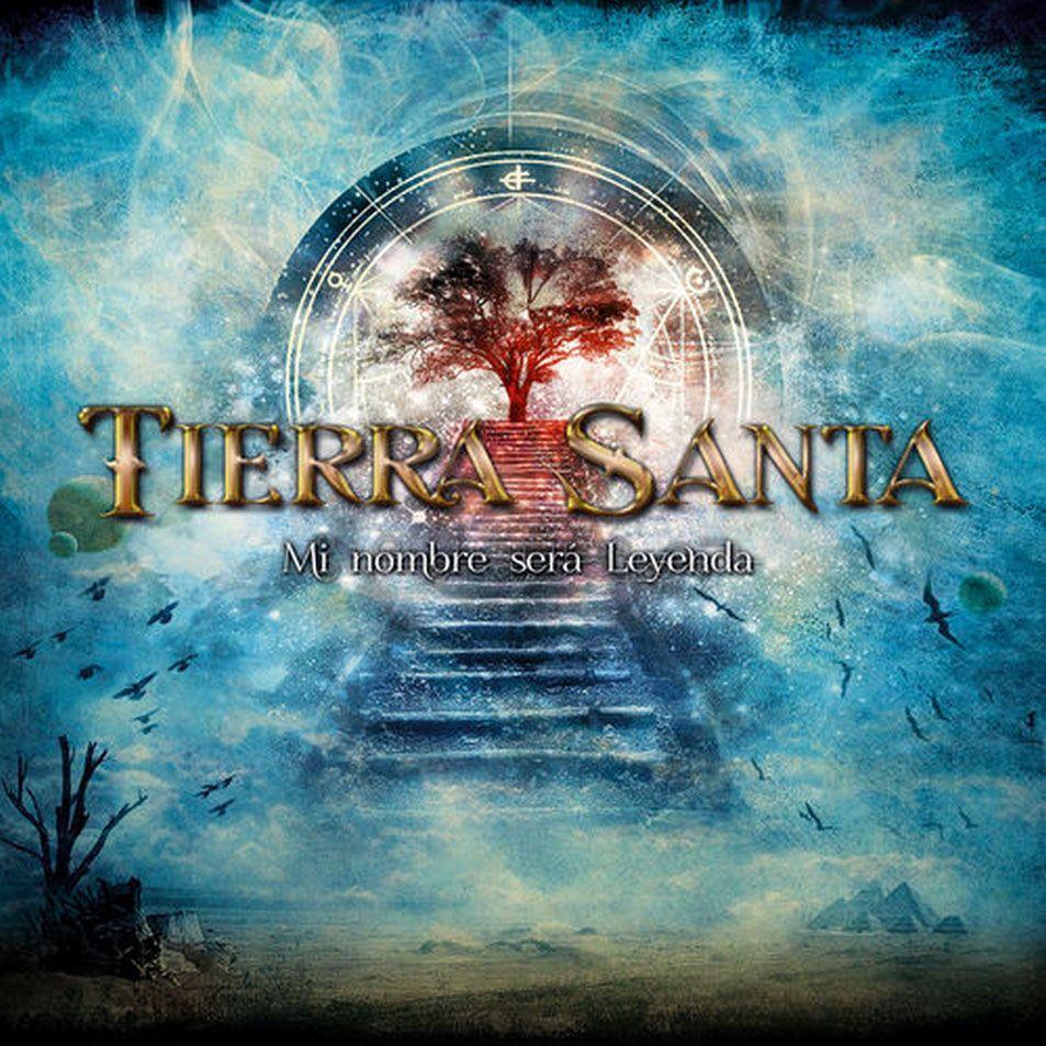 Caratula Frontal De Tierra Santa Mi Nombre Sera Leyenda Leyendas Tierra Santa Album Completo