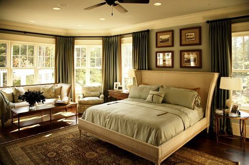 Traditional Master Bedroom Ideas