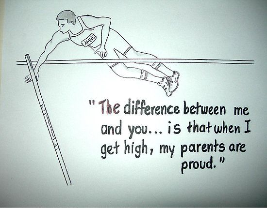 Pole Vault By Eyeswideshut23 Pole Vault Track Quotes Jump Quotes