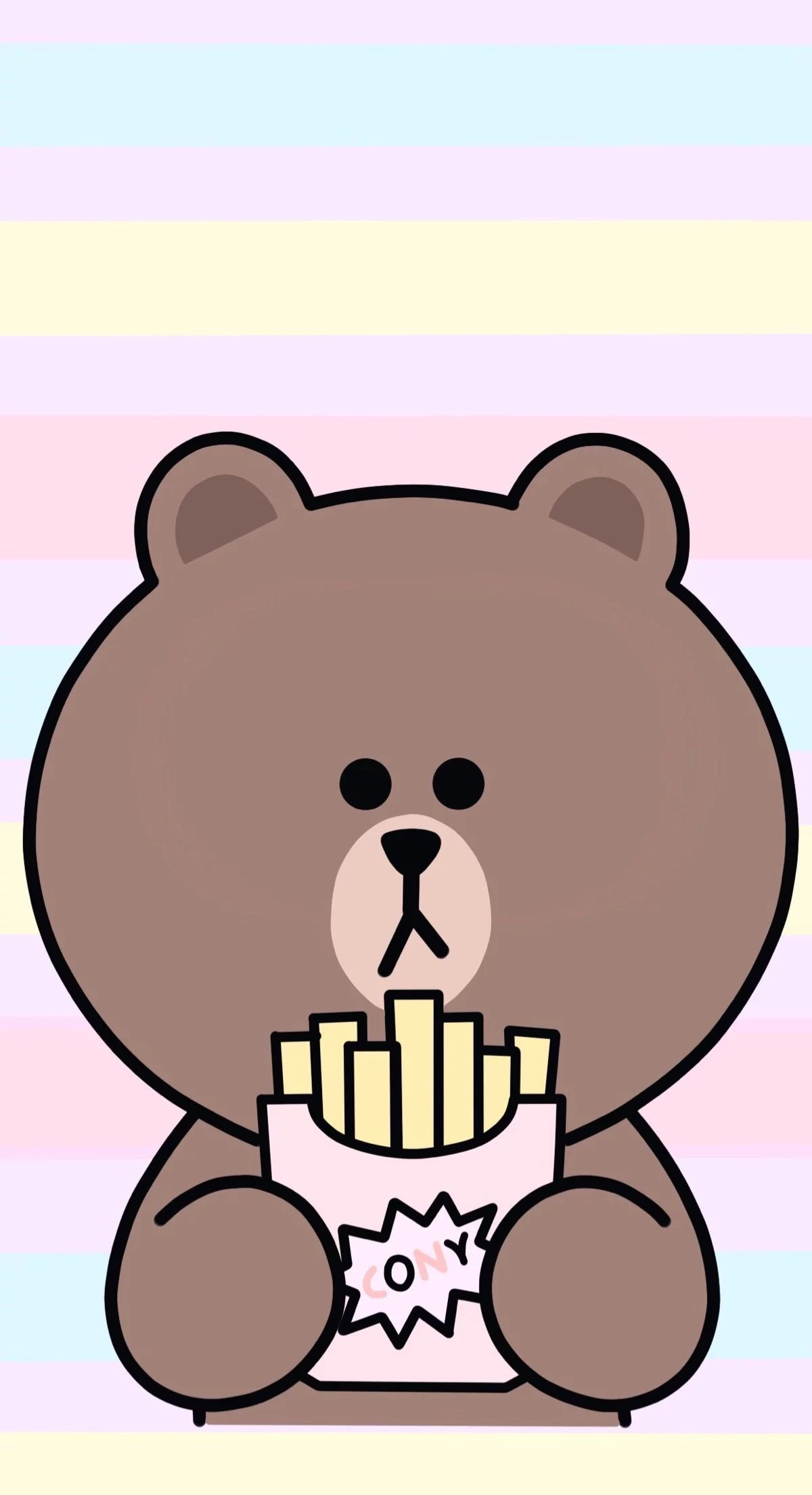 Pin Oleh Duy Quoc Di Brown Bear And Conny