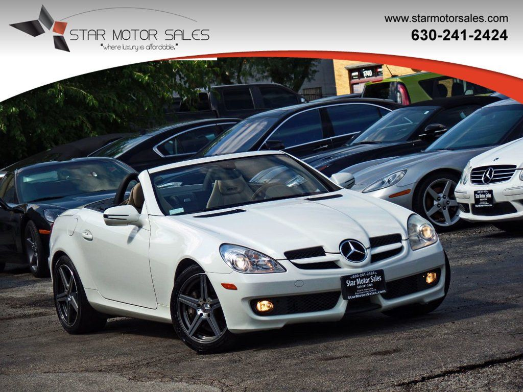 I Thought You Would Like This 2009 Mercedes Benz Slk 350 For