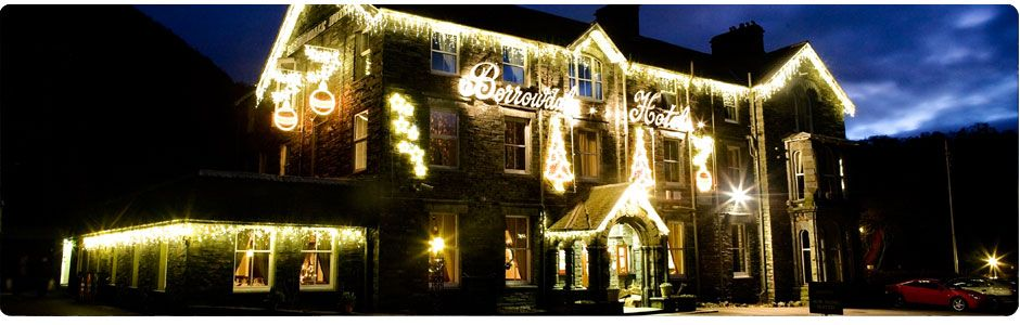 Christmas at the Borrowdale Hotel