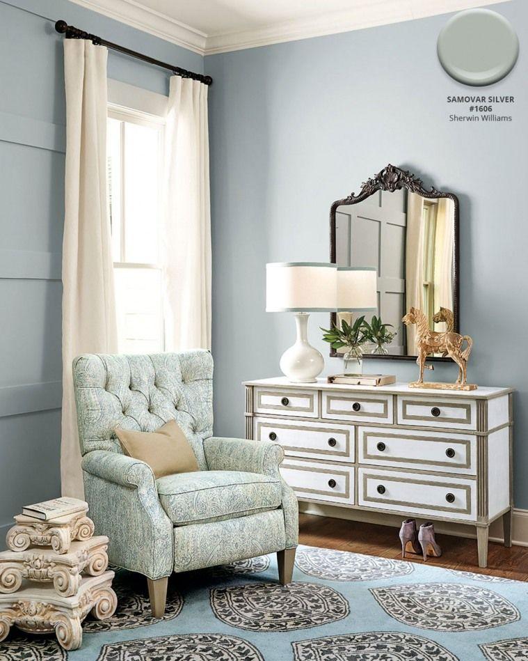 Winter 2018 Catalog Paint Colors Light Blue Walls Grey Walls Living Room Blue Grey Walls