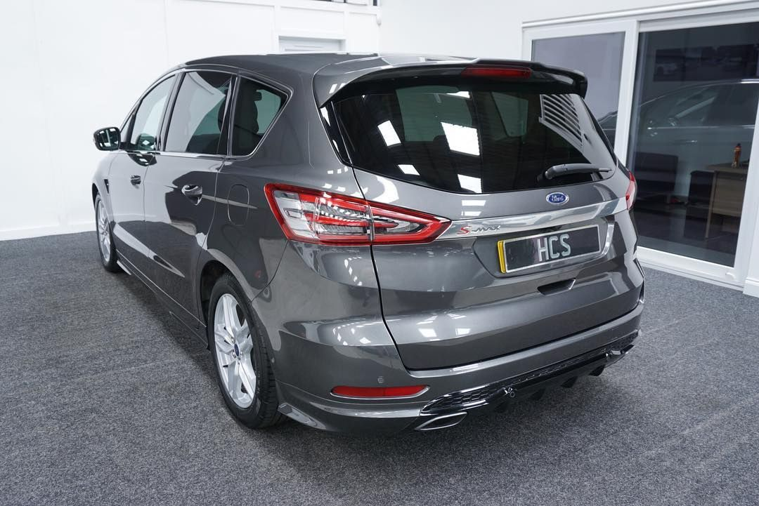 2017 Ford S Max 2 0 Scti Titanium Sport 5dr Automatic 7 Seats Rare Petrol Model With 237bhp Full Leather Interior Heated Front Seats Satellite Nav Ford S Max