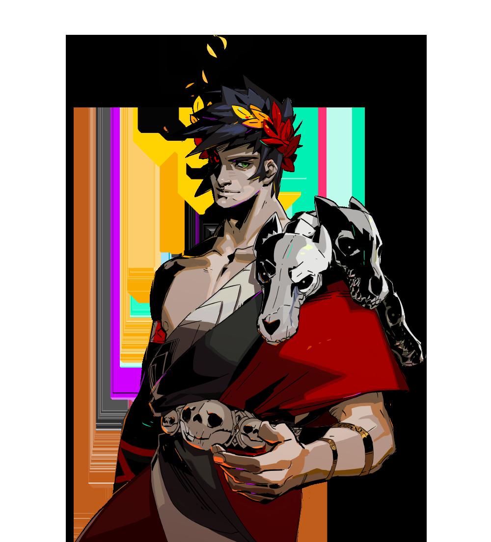 Zagreus SupergiantGames Hades Hades, Character design