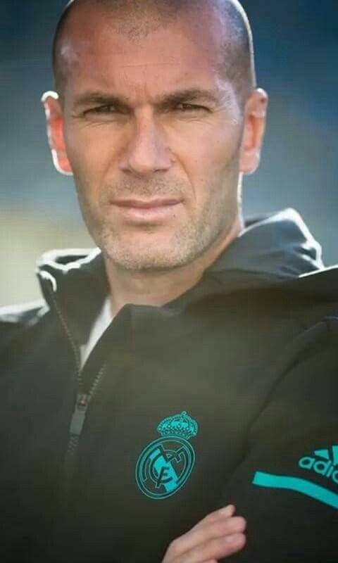 entrenador de el real madrid zidane