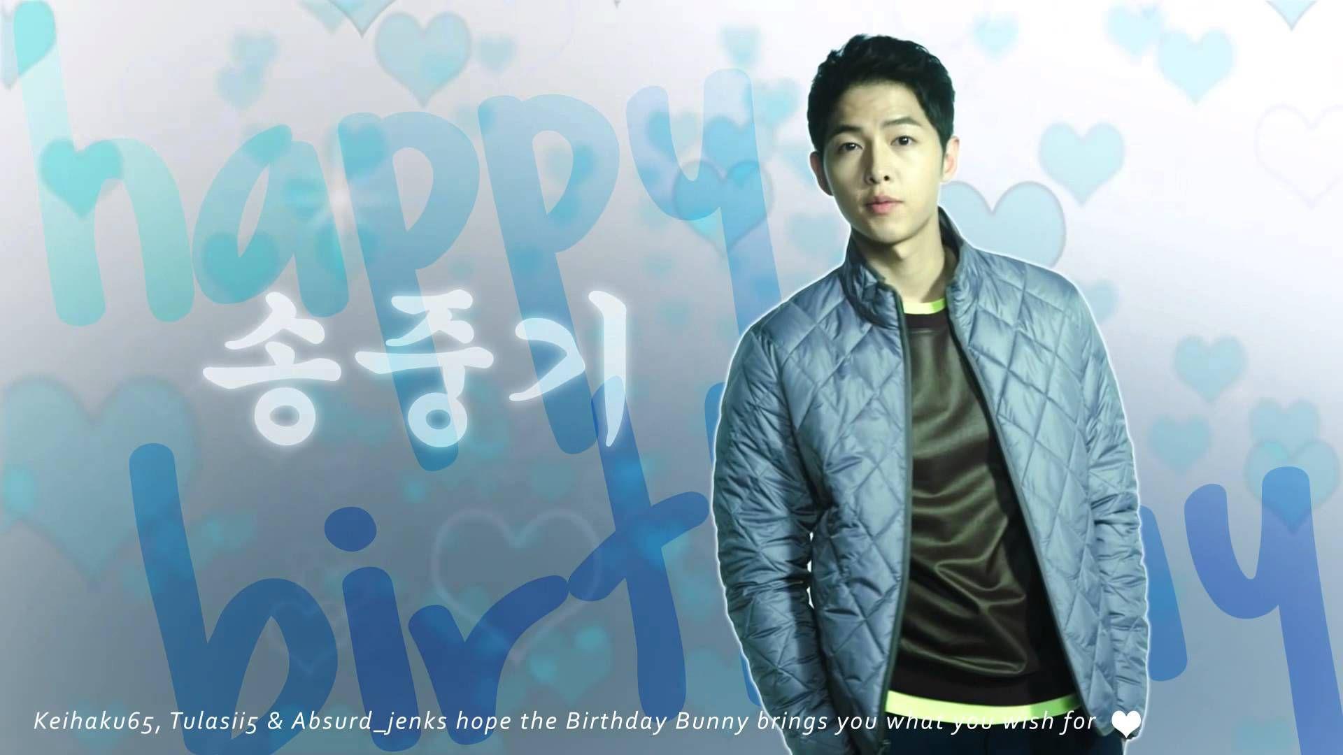 Song Joong Ki Wallpaper Desktop