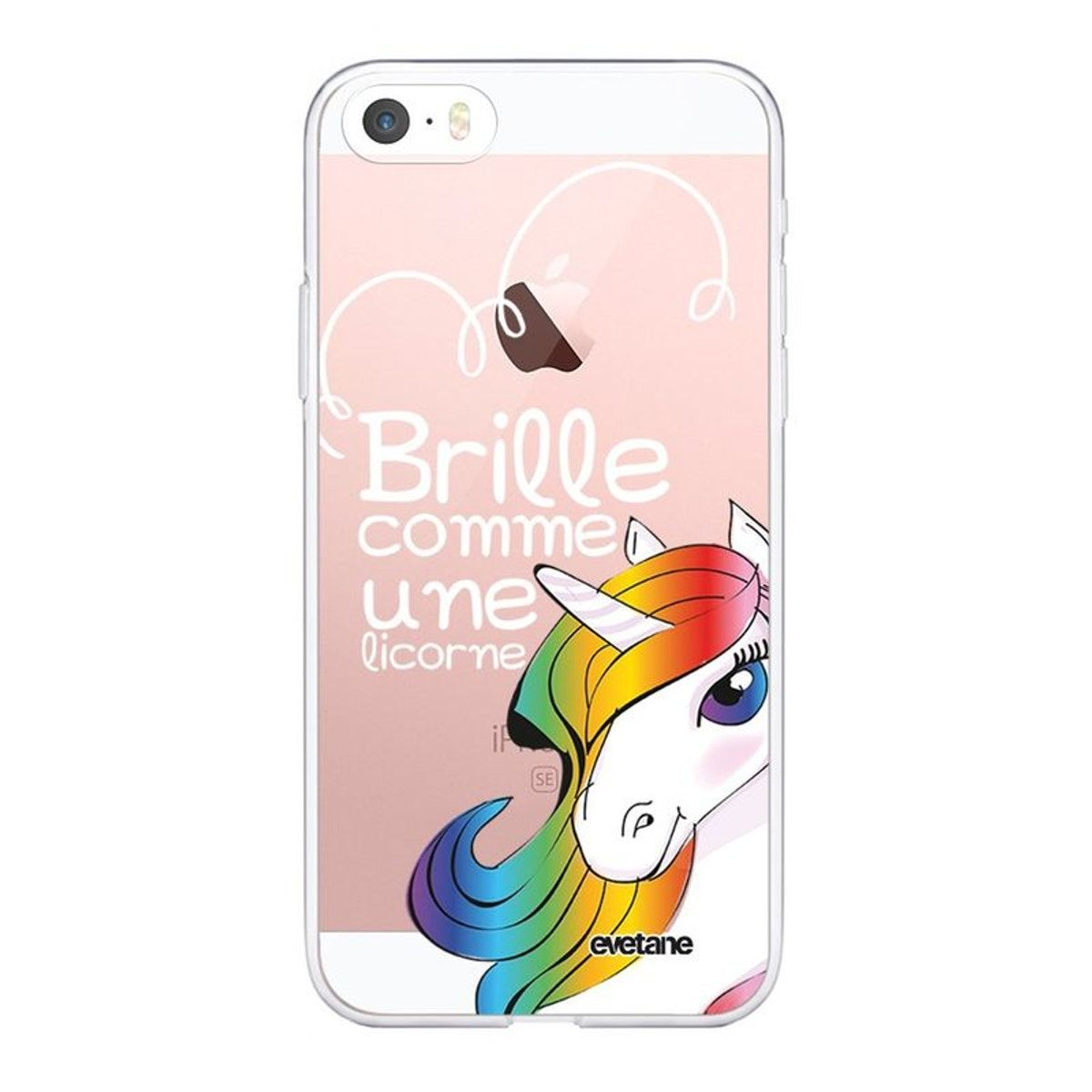 coque iphone 7 qui brille