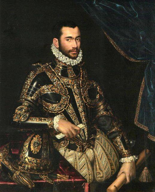 International Portrait Gallery: Retrato del Duque de Sora