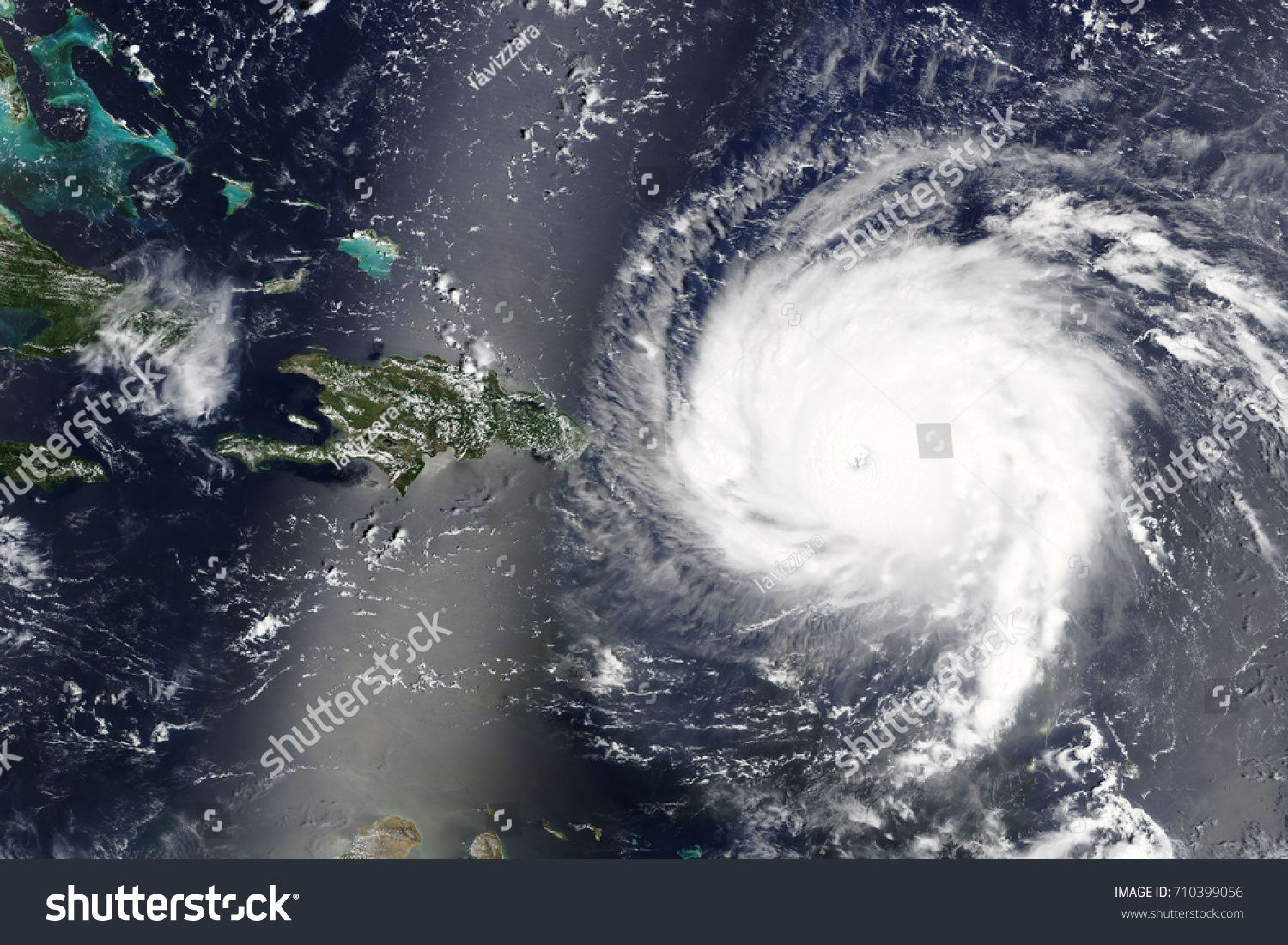 Hurricane Irma Is Heading Towards The Caribbean Sea Elements Of This Image Furnished By Nasahead Insurance Deductible Hurricane Homeowners Insurance Coverage