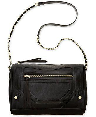 Steve Madden Handbag, Bkenzy Crossbody - Crossbody & Messenger Bags - Handbags & Accessories - Macy's