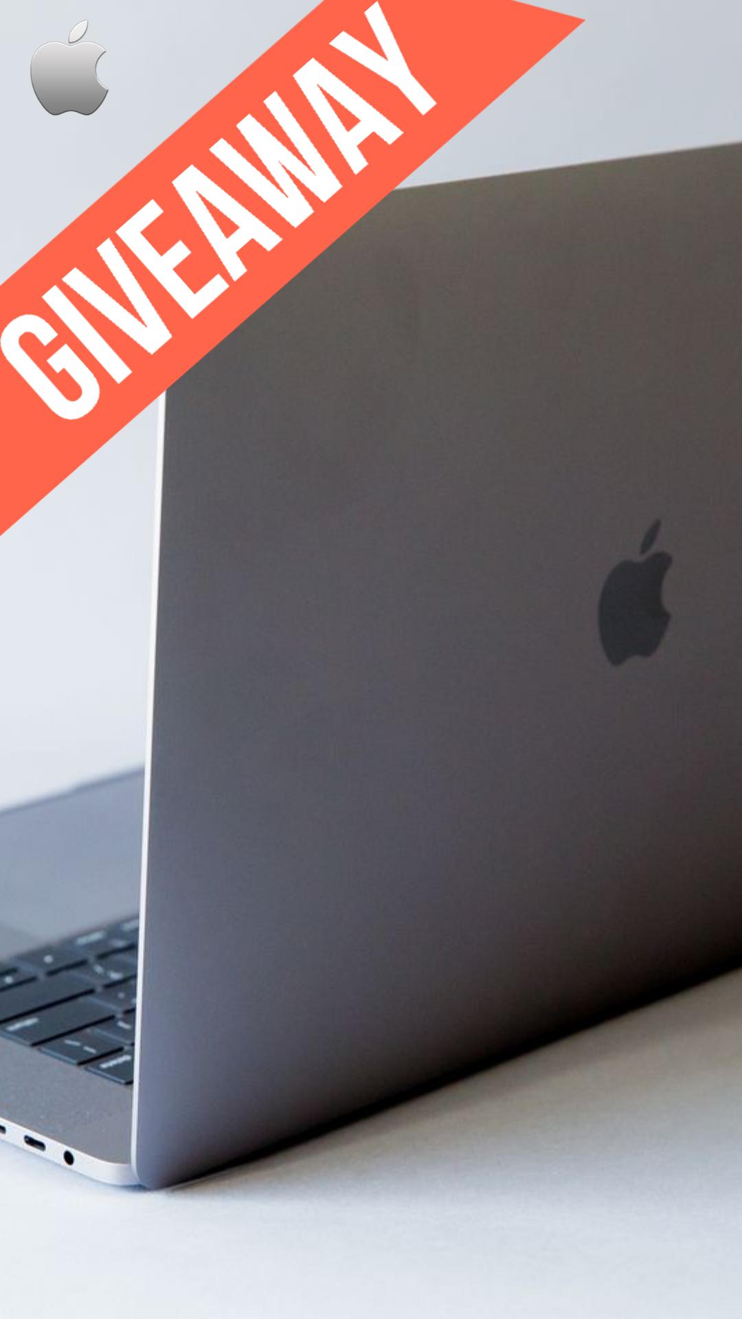Free macbook pro giveaway