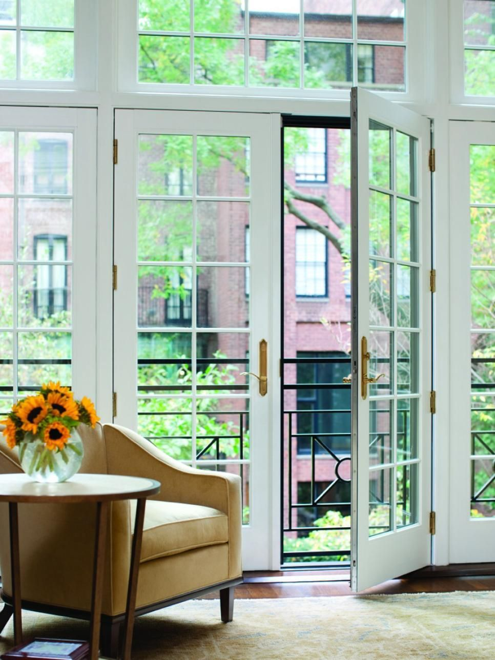 What Is A French Door You Ask Browse Pictures And Get Tips From Hgtvremodels For Adding Style Privacy On Hgtv