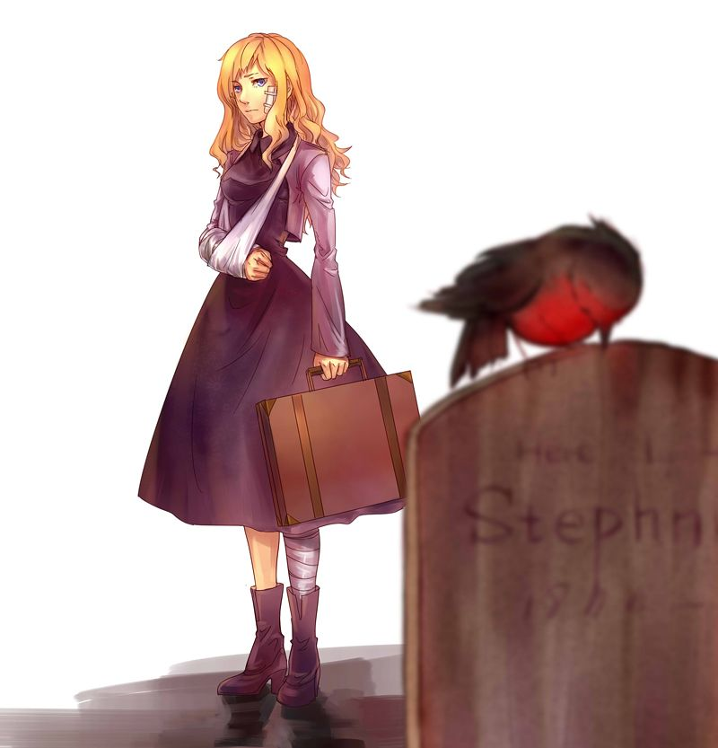 birdstump:  Stephanie Brown, by陌桑
