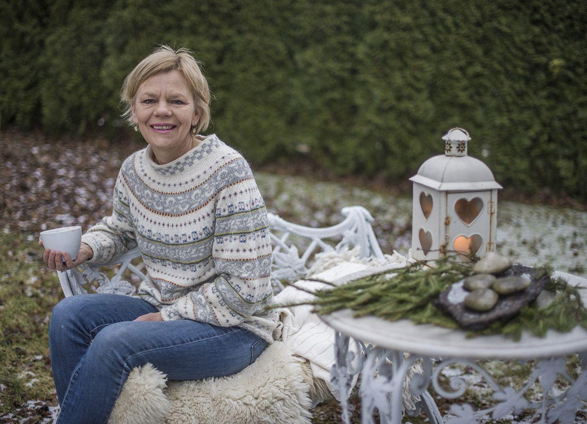 f11a5a8b Vakker genser i silkemyk alpakka | Strikk | Genser, Strikk
