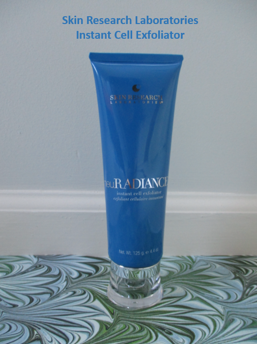 Skin Research Laboratories Instant Cell Exfoliator Review