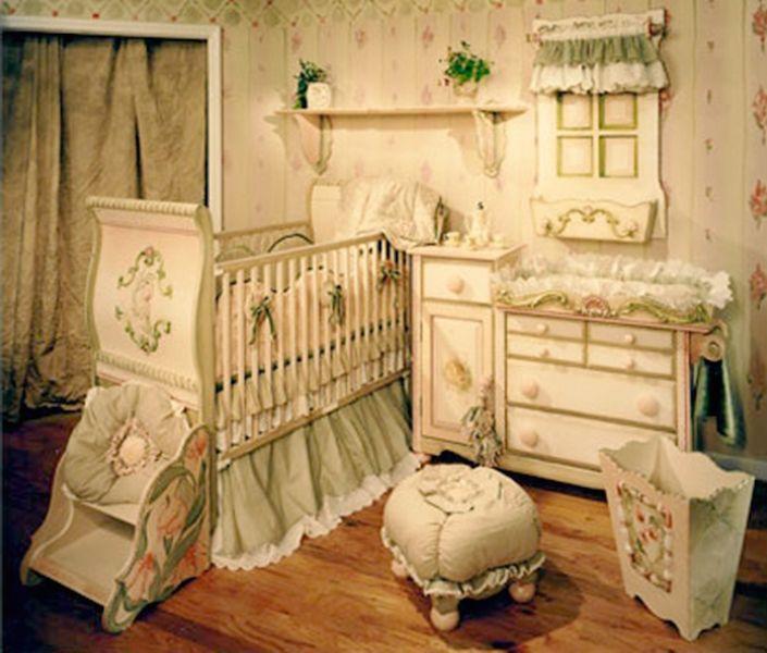 Unique Baby Bedroom Design Ideas
