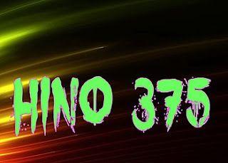 Hino 375 A Paz Eu Vos Deixo Paz