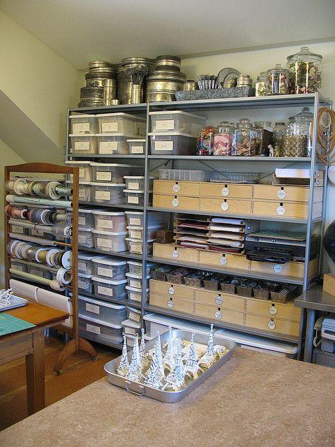 studio studio work space pinterest atelier organisation et rangement. Black Bedroom Furniture Sets. Home Design Ideas