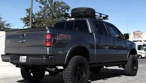 F 150 Roof Rack Ford Accessories Truck Mods F150