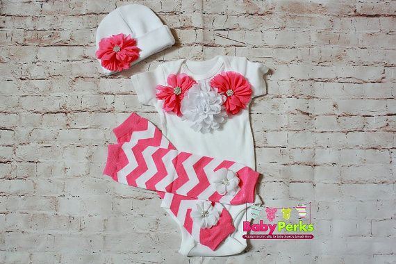 Hey, I found this really awesome Etsy listing at https://www.etsy.com/listing/471898539/newborn-girl-take-home-outfit-couture