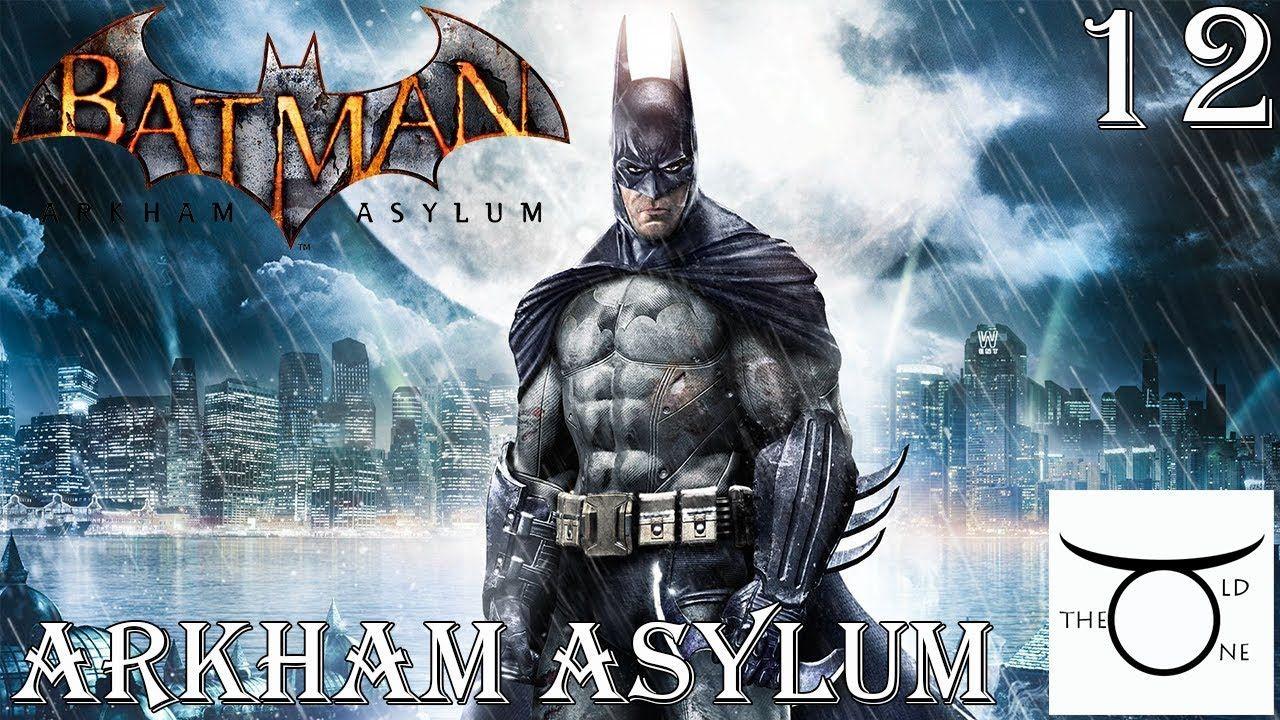 Let's play Batman Arkham Asylum Episode 12 Searching