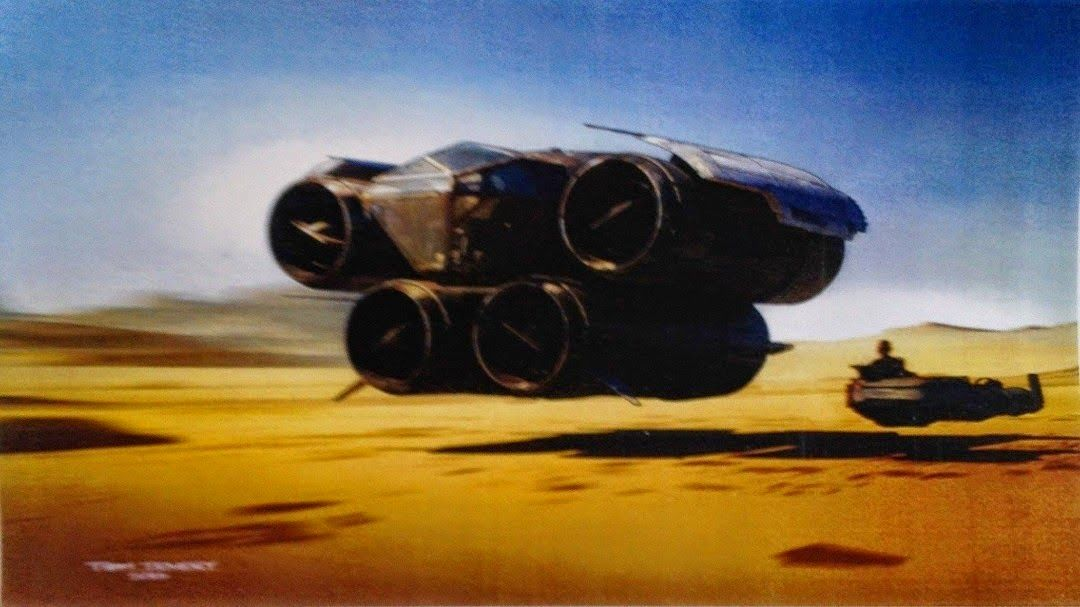 'Star Wars Episode VII': To Leak Or Not To Leak Concept Art