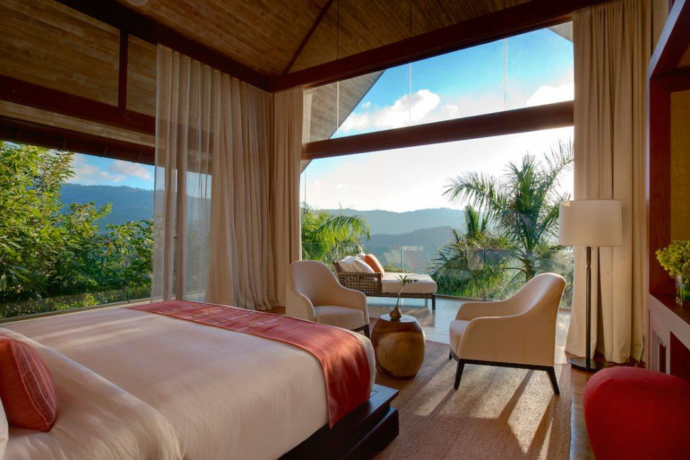 Villa Praana is the star attraction of the Panacea group of residences located in Bophut, Koh Samui. It has a...