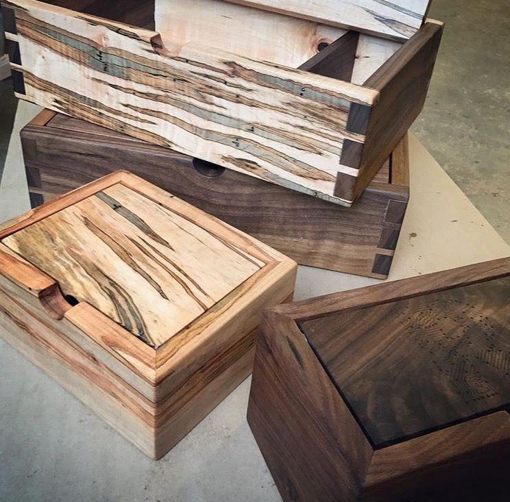 Pin By Jalal Khankan On Boxes Small Wood Box Wooden Box Diy Wood Box Decor