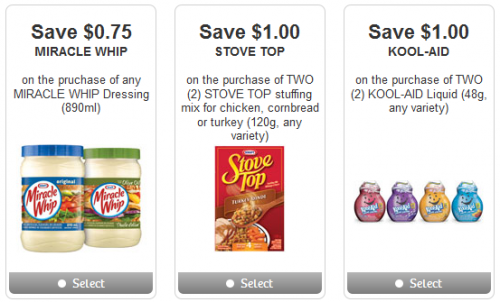 stove top dressing coupons