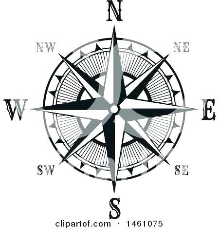printable compass Compass, Compass logo, Compass rose