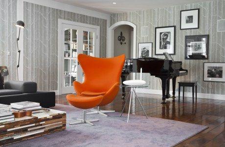 Wilton's living room by UXUS