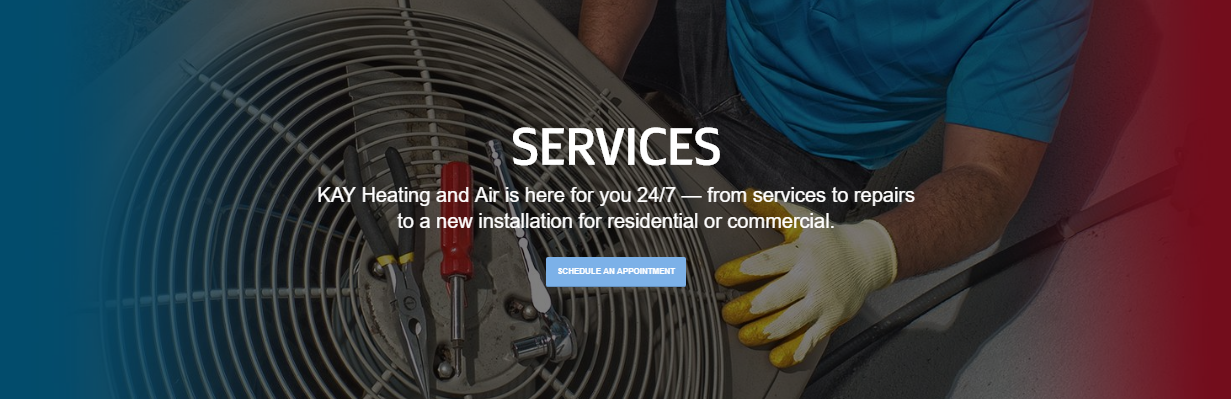 Heating Cooling Services Greensboro Nc Kay Heating Air