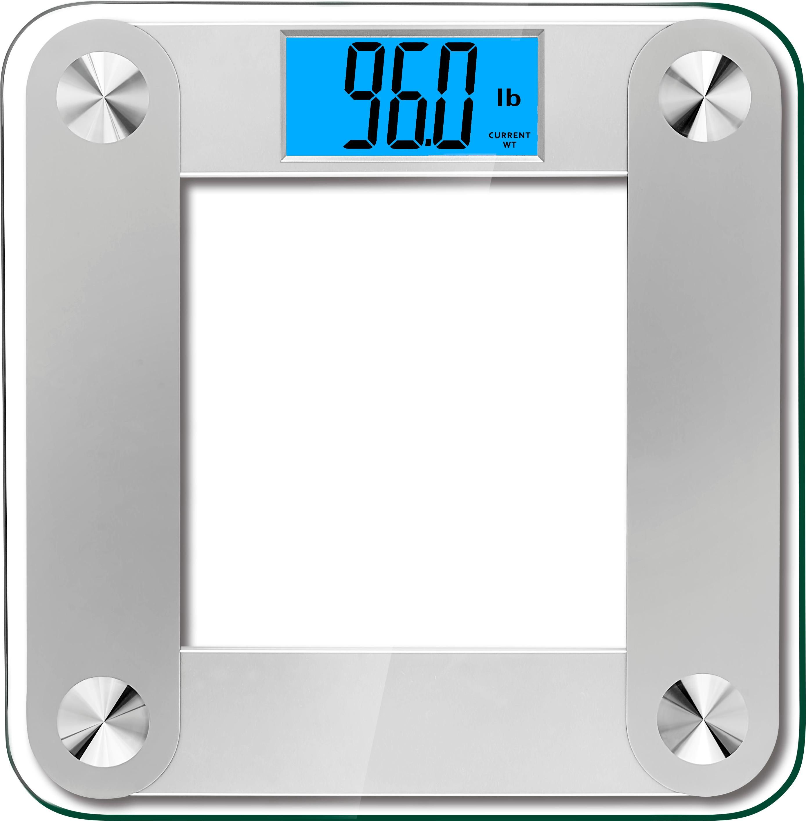 Amazon scale bathroom - Amazon Com Balancefrom High Accuracy Plus Digital Bathroom Scale With 3 6 Inch Large Dual