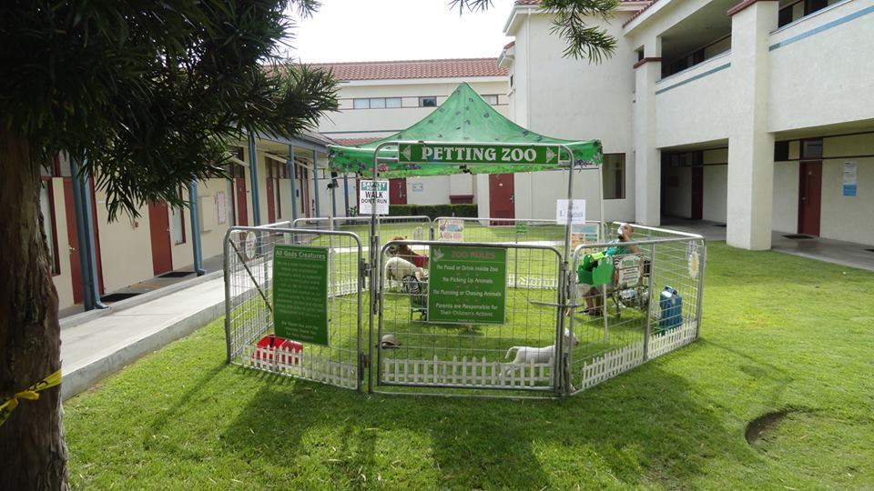 Petting Zoo , Orange County, Los Angeles, Riverside, San