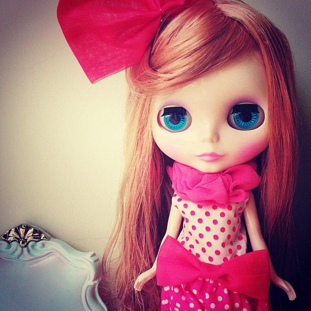 .@hxapplechow | #blythe #bubujojo | Webstagram - the best Instagram viewer