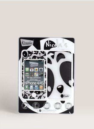 Nicopanda - iPhone 4/4S anti-slide skin protector   Black Other   Womenswear   Lane Crawford - Shop Designer Brands Online