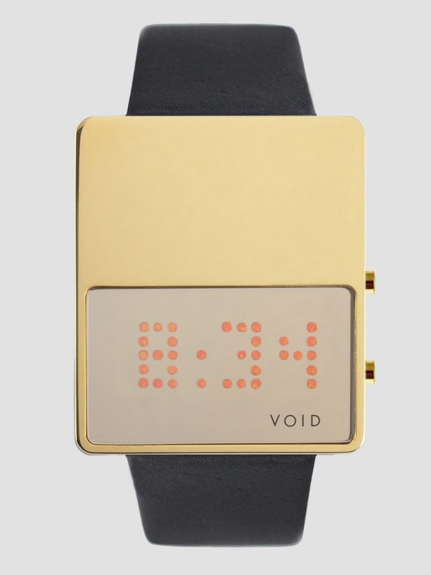 VOID | Watches | V01LED-PGBL