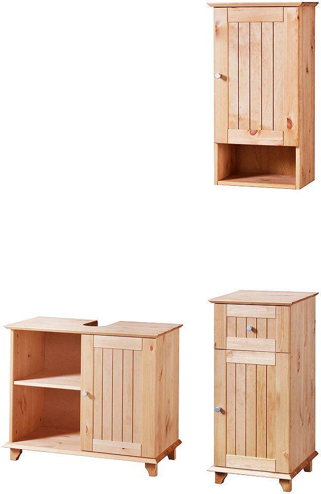 Badmöbel Set »Venezia Landhaus«, 3  Tlg. Jetzt Bestellen Unter: