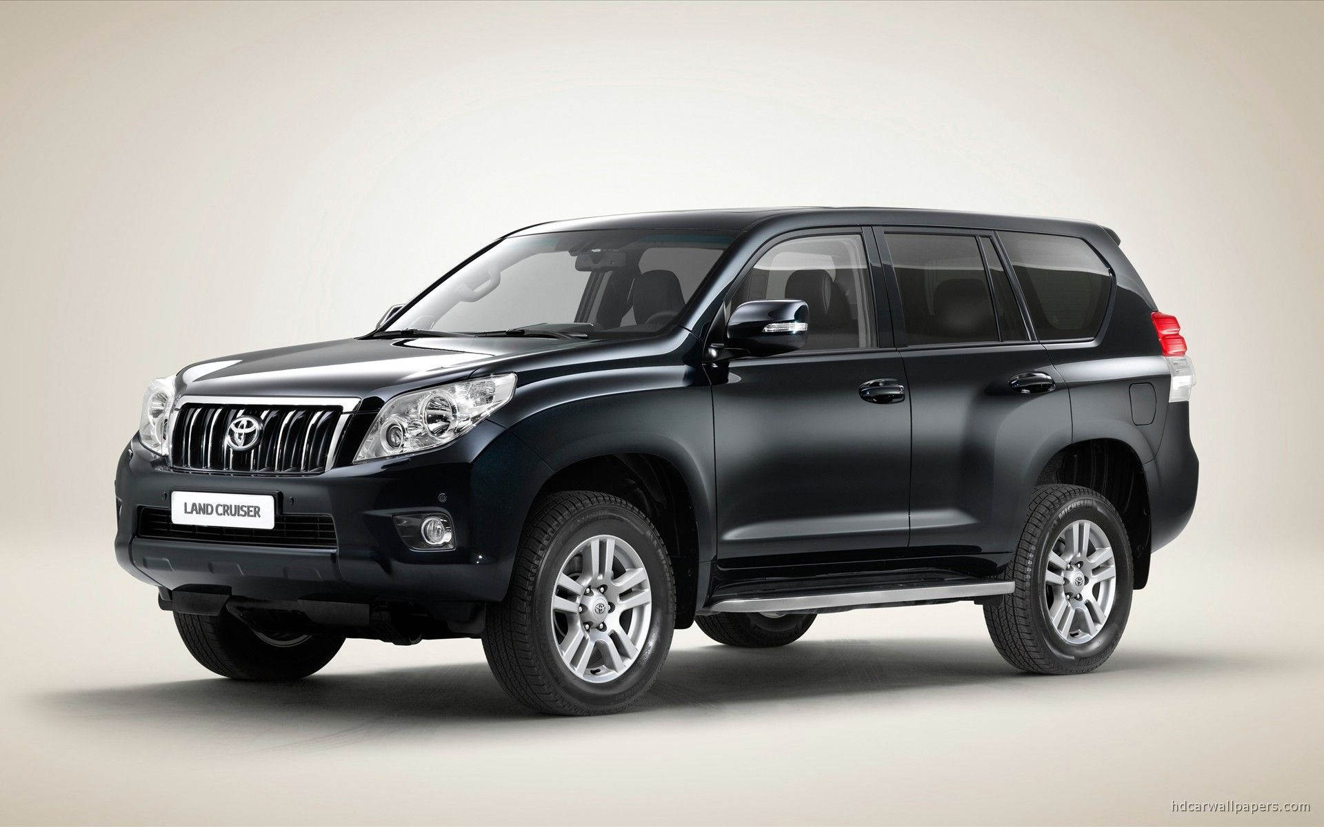 Toyota automobile company believes in launching a car model and going with it over changes and variations for years toyota land cruiser is a classic