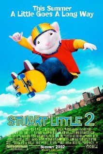 Stuart Little 2 Seriously The Mouse And Hugh Laurie In This