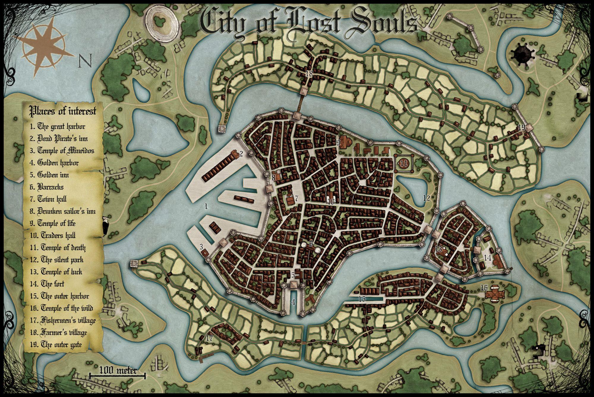Map of Fortress Brest Litovsk The Germans